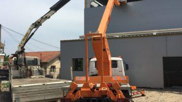 Монтажи и ремонтни дейности на голяма височина