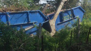 Извозване на отпадъци. Транспорт на строителни отпадъци